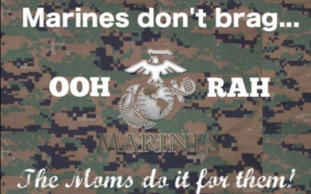 I'm A Proud Military Mom.