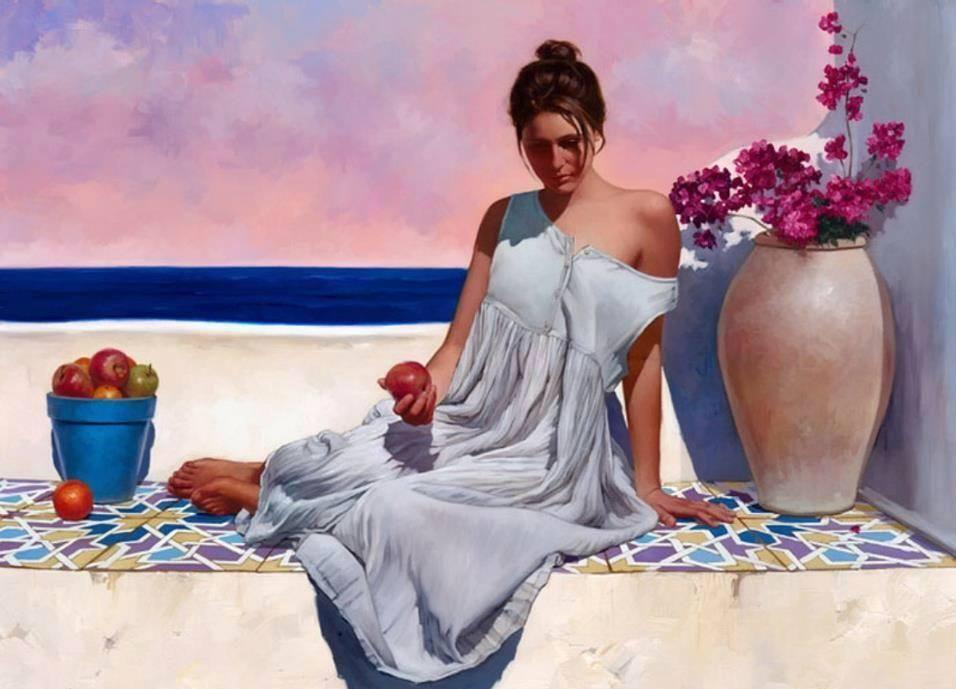 Painting by Gabriel Picart - #pintura #art #artwit #twitart #fineart #painting