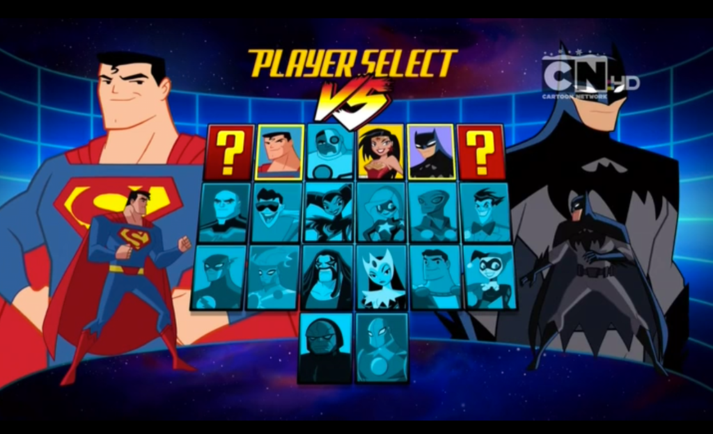 Potential Hints from Justice League action?? INJUSTICE