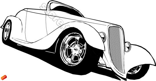 Hot Rods Cars Clipart Free Clip Art Images Dap Of Drawings Of