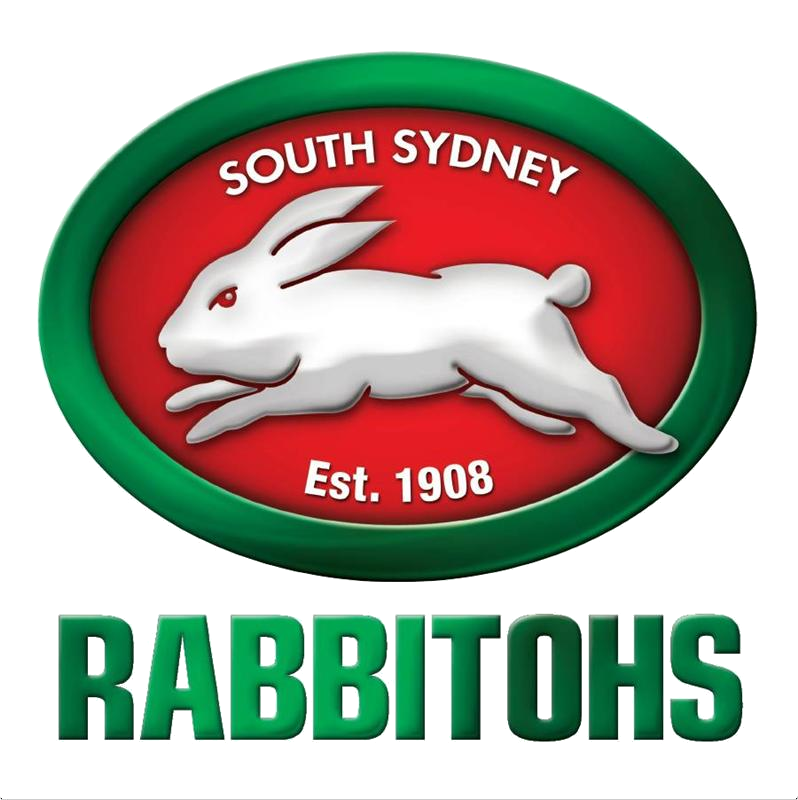 South Sydney Rabbitohs Wikipedia The Free Encyclopedia National Rugby League Australian Rugby League Embroidery Logo