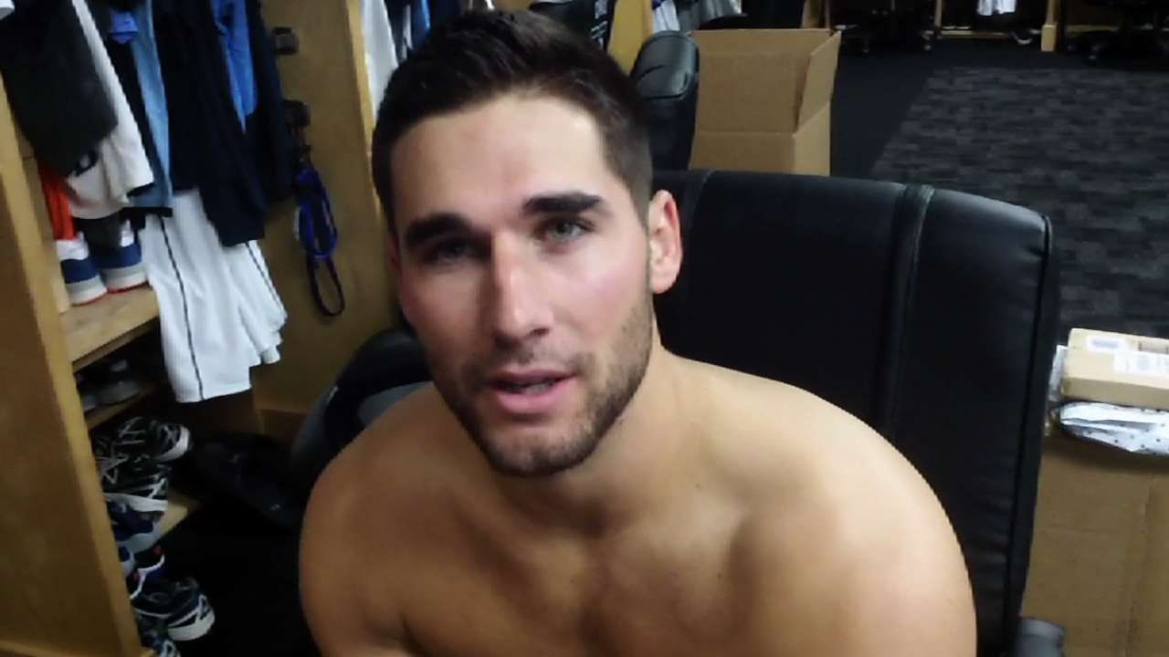 10 6 13 Kevin Kiermaier On Making His Big League Debut In The Playoffs And Receiving Word Of