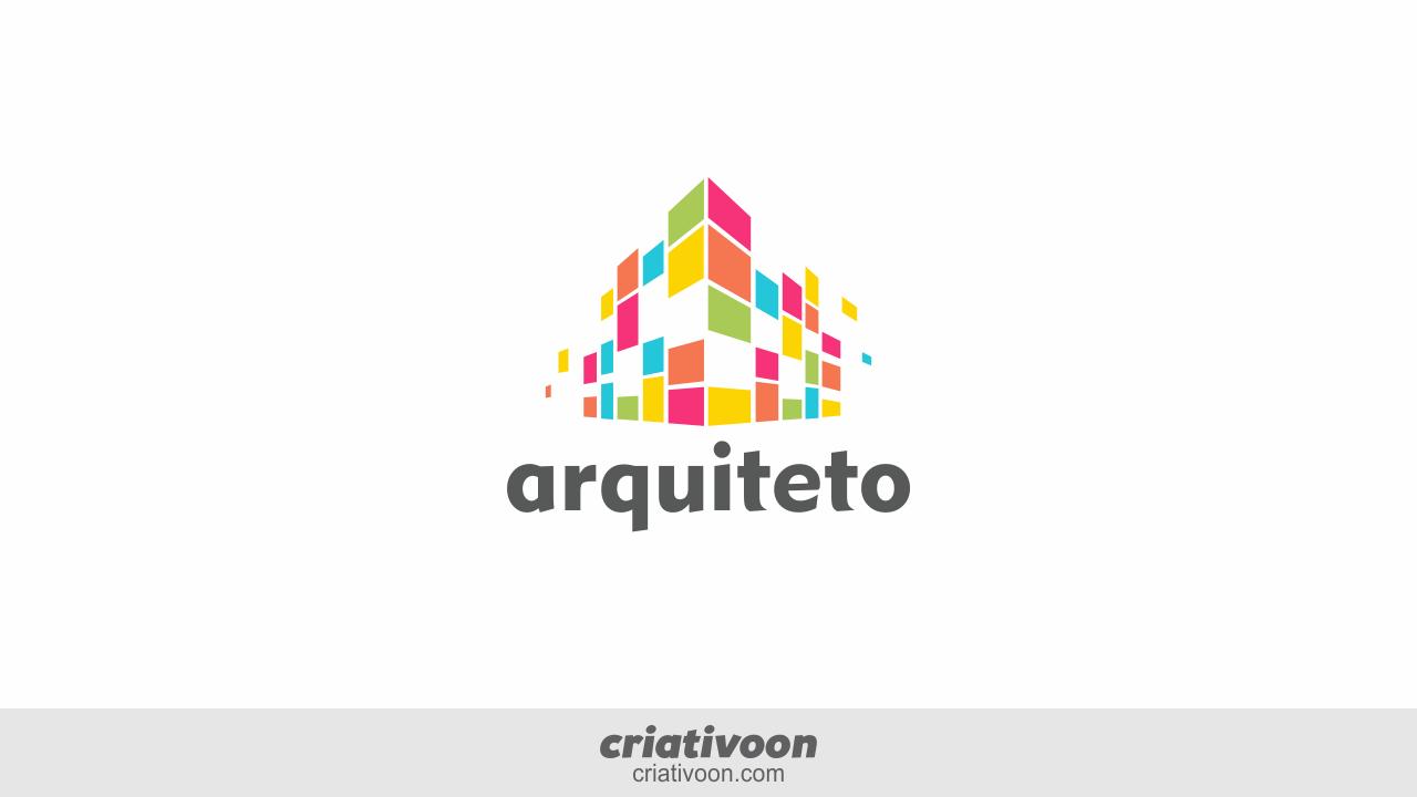 Logotipo / logomarca arquiteto