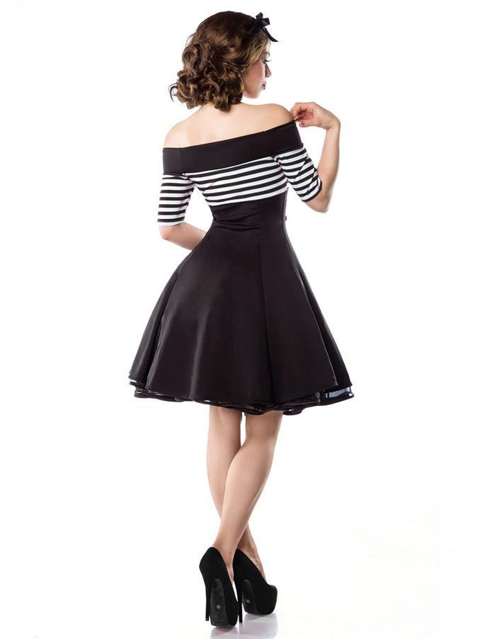 Damen kleider 50er jahre stil