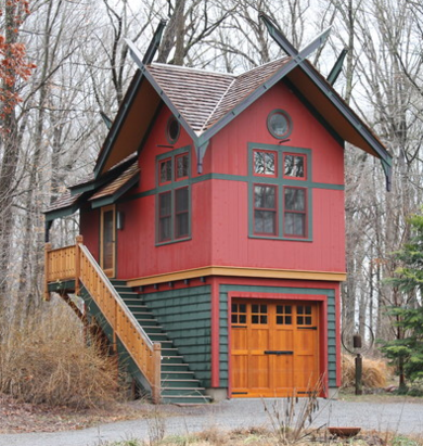 22 Tiny Houses We Love Ground level and Tiny houses