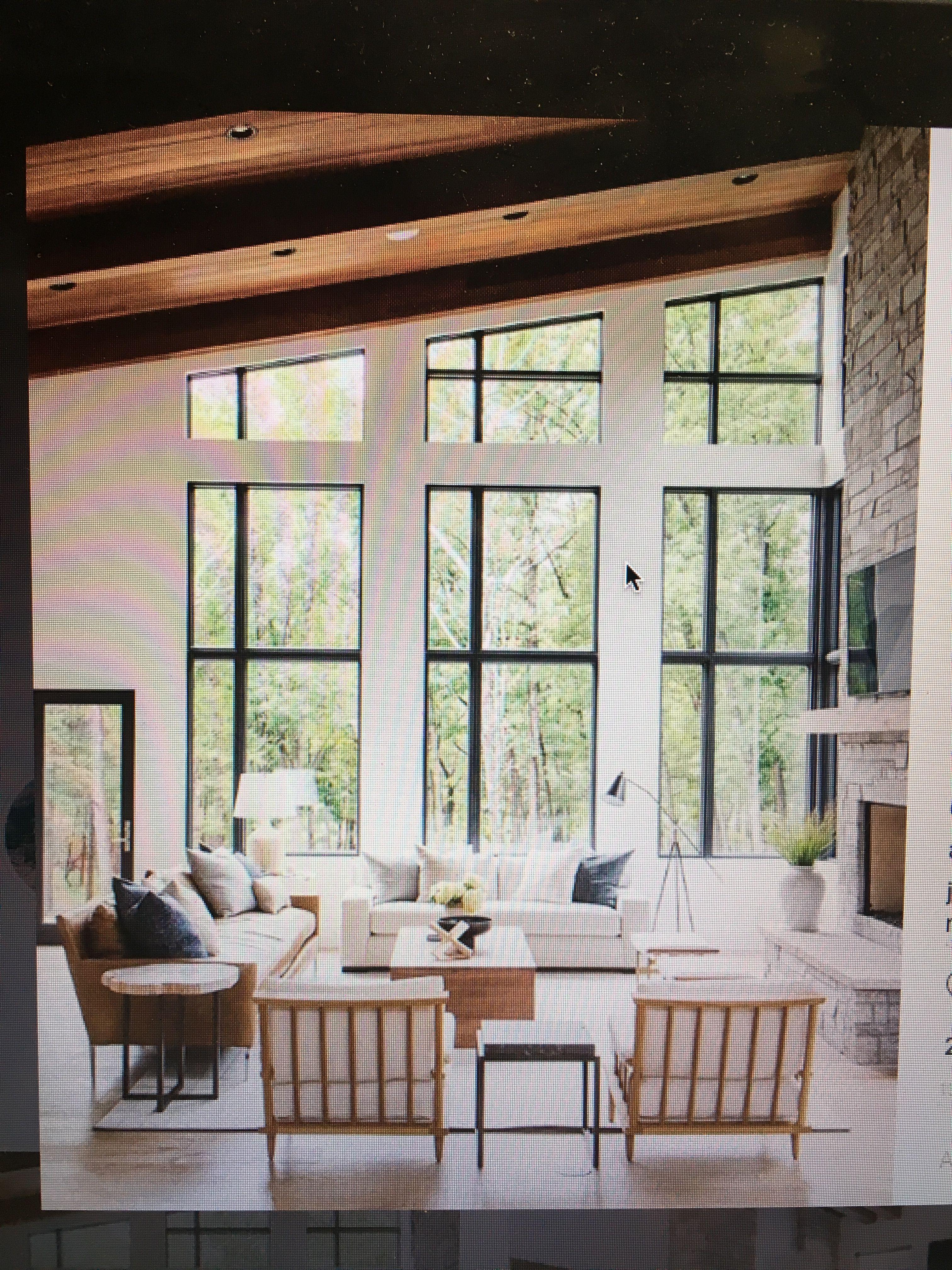 Studio Mcgee Modern Lake House House Interior Home Decor Home Living Room