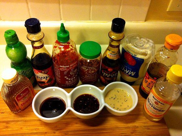 3 Shabu Shabu Dipping Sauces