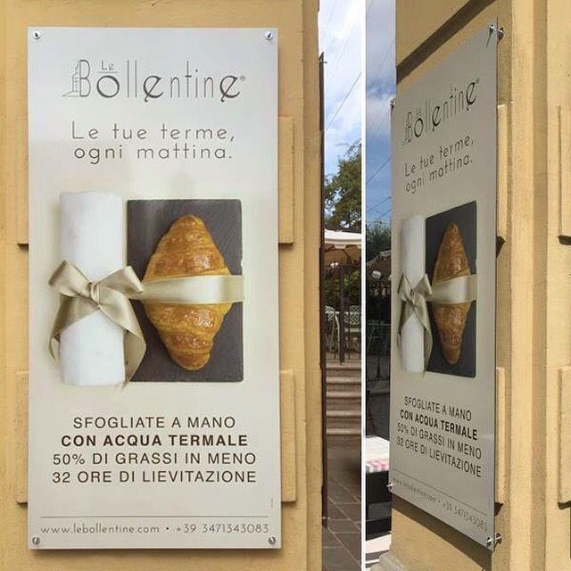 Outdoor advertising - stampa fotografica su alluminio per la comunicazione aziendale.  #stampasudbond #design #creativework #stampa #lizeaprinting #stampasualluminio