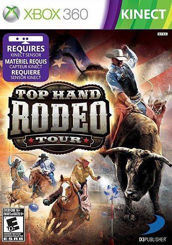 Top Hand Rodeo Tour English Usa Xdg2 Procision Xbox360 Ntsc Descargar Juegos Gratis Consola De Juegos Descarga Juegos