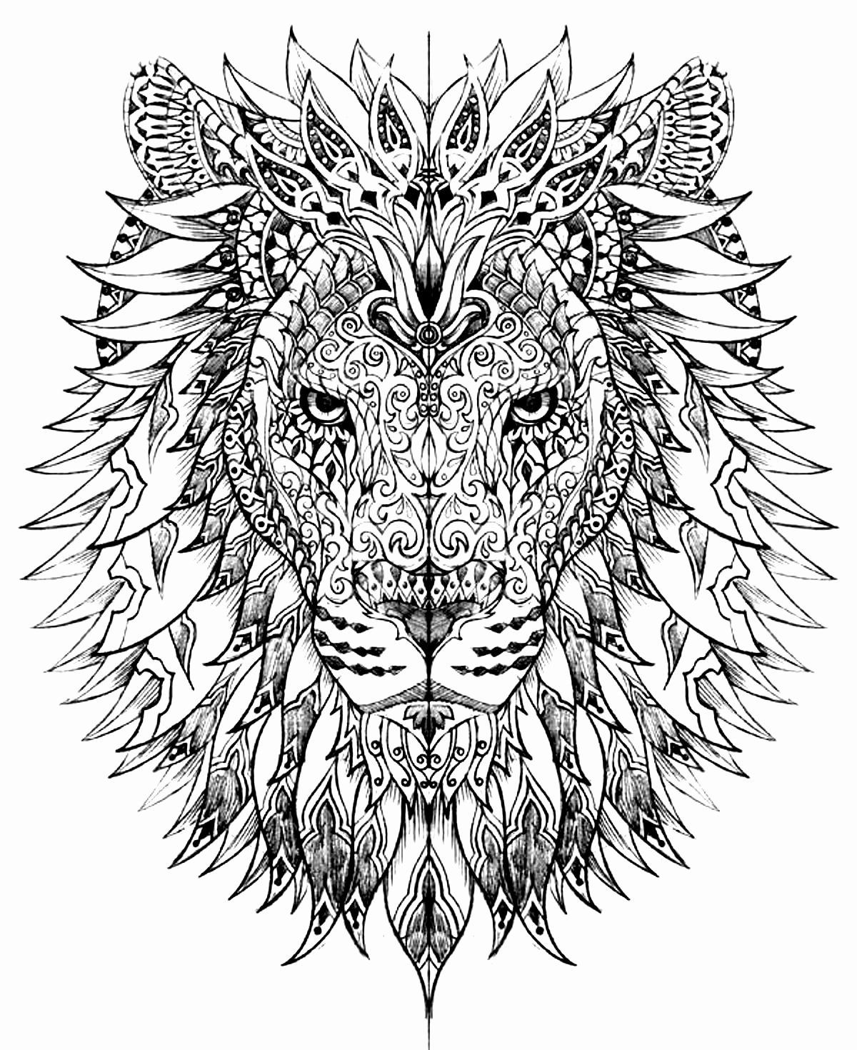 Pin On Best Coloring Page For Adults [ 1470 x 1200 Pixel ]