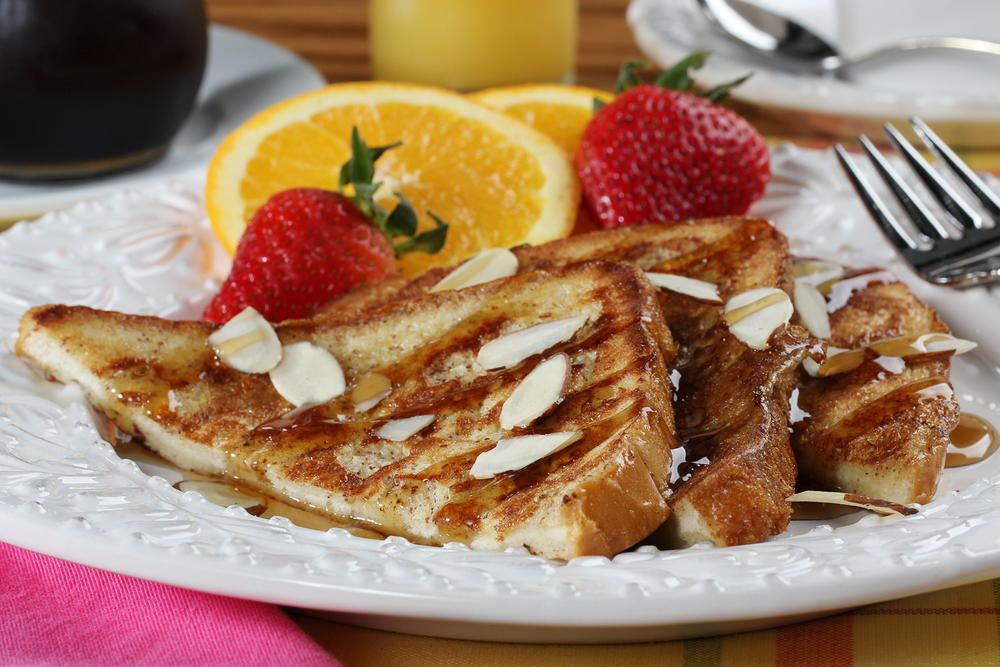 Amaretto french toast recipe with images sweet