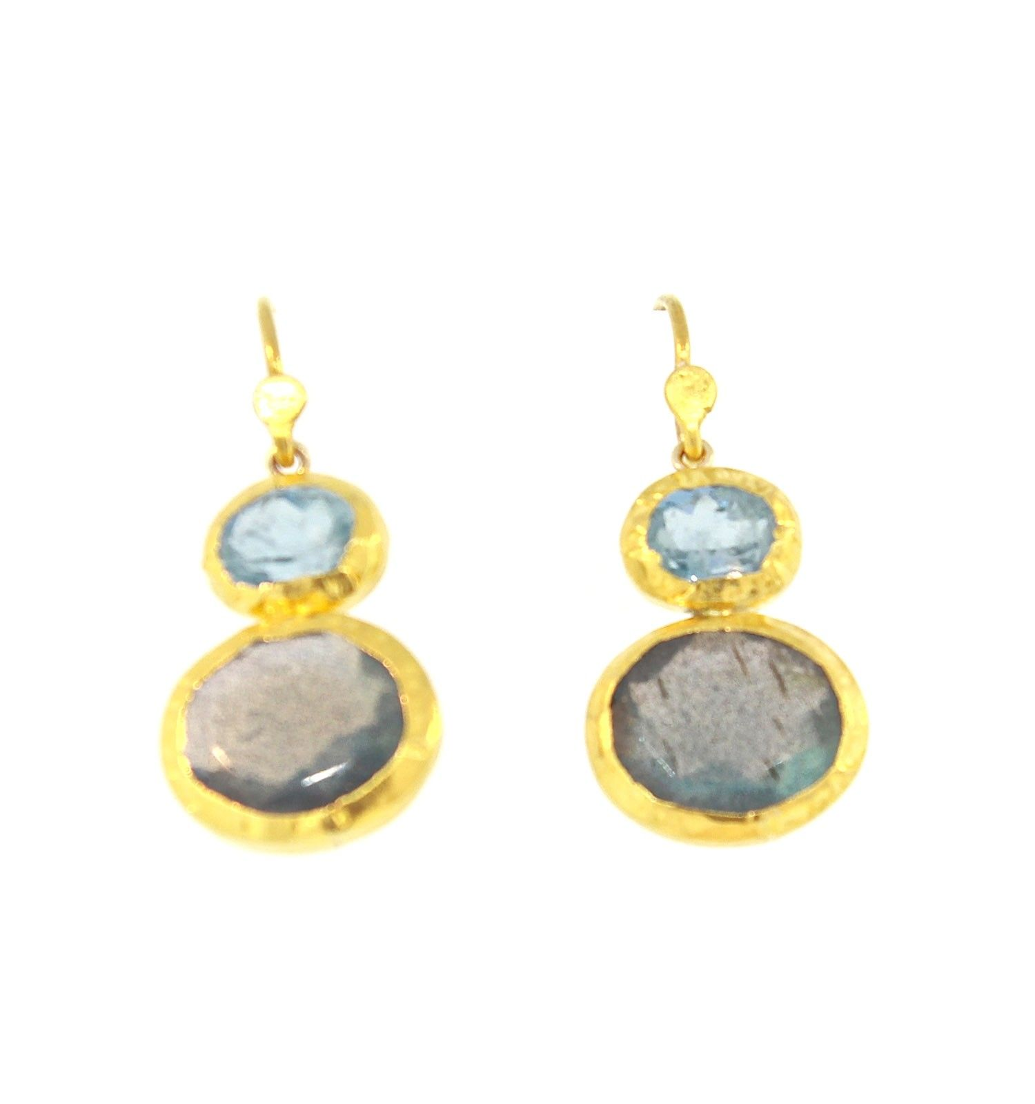 labradorite earrings co handmade crystal products joys silver kidney transparent gemstone bg