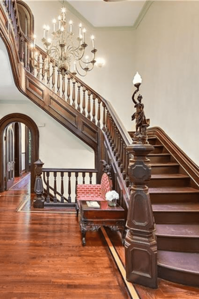 1860 Squire House For Sale In Ossining New York Staircase House