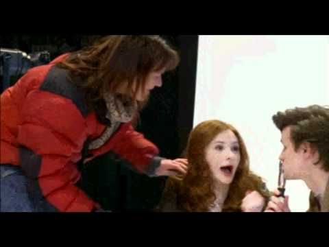 Introduction to Amy pond