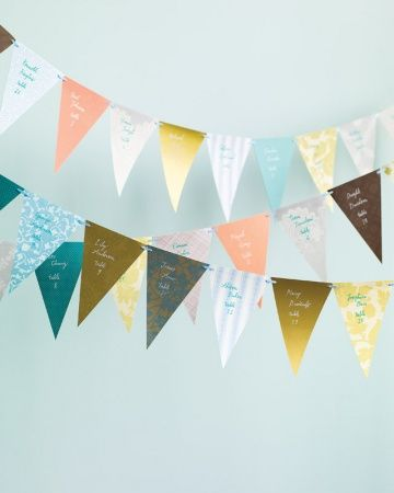 Patterned Flags Wedding Bonanza Pinterest Receptions, Get