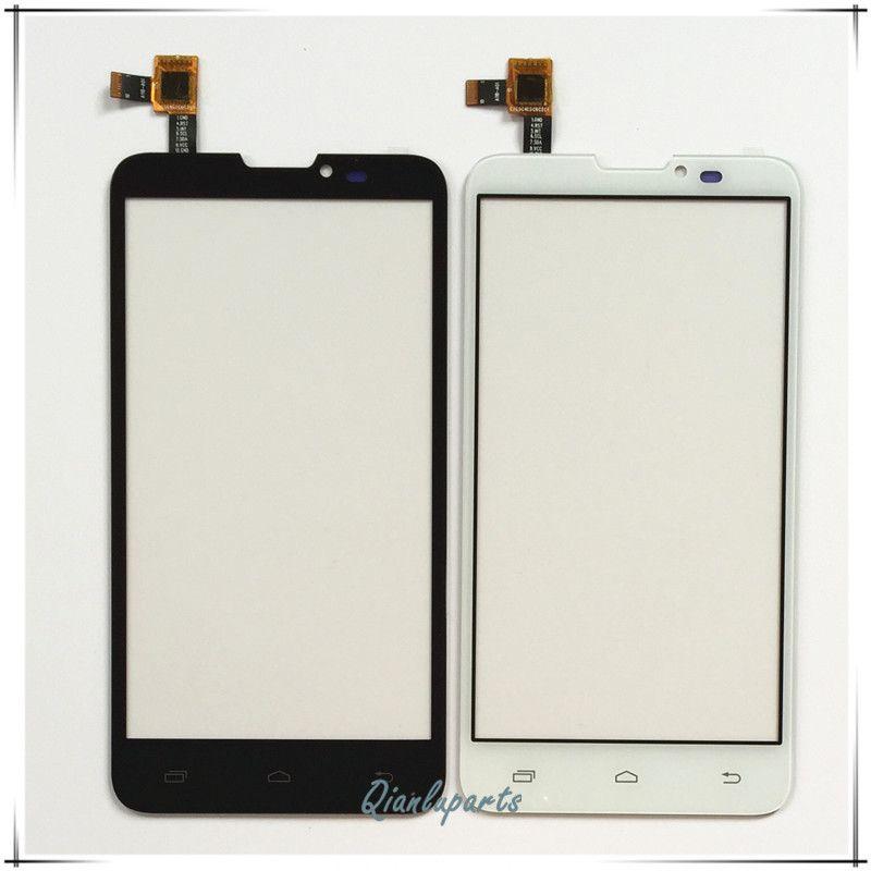 전화 터치 패널 터치 스크린 센서 Prestigio MultiPhone PAP 5300 Duo PAP5300 스마트 폰 터치 스크린 디지타이저 전면 유리