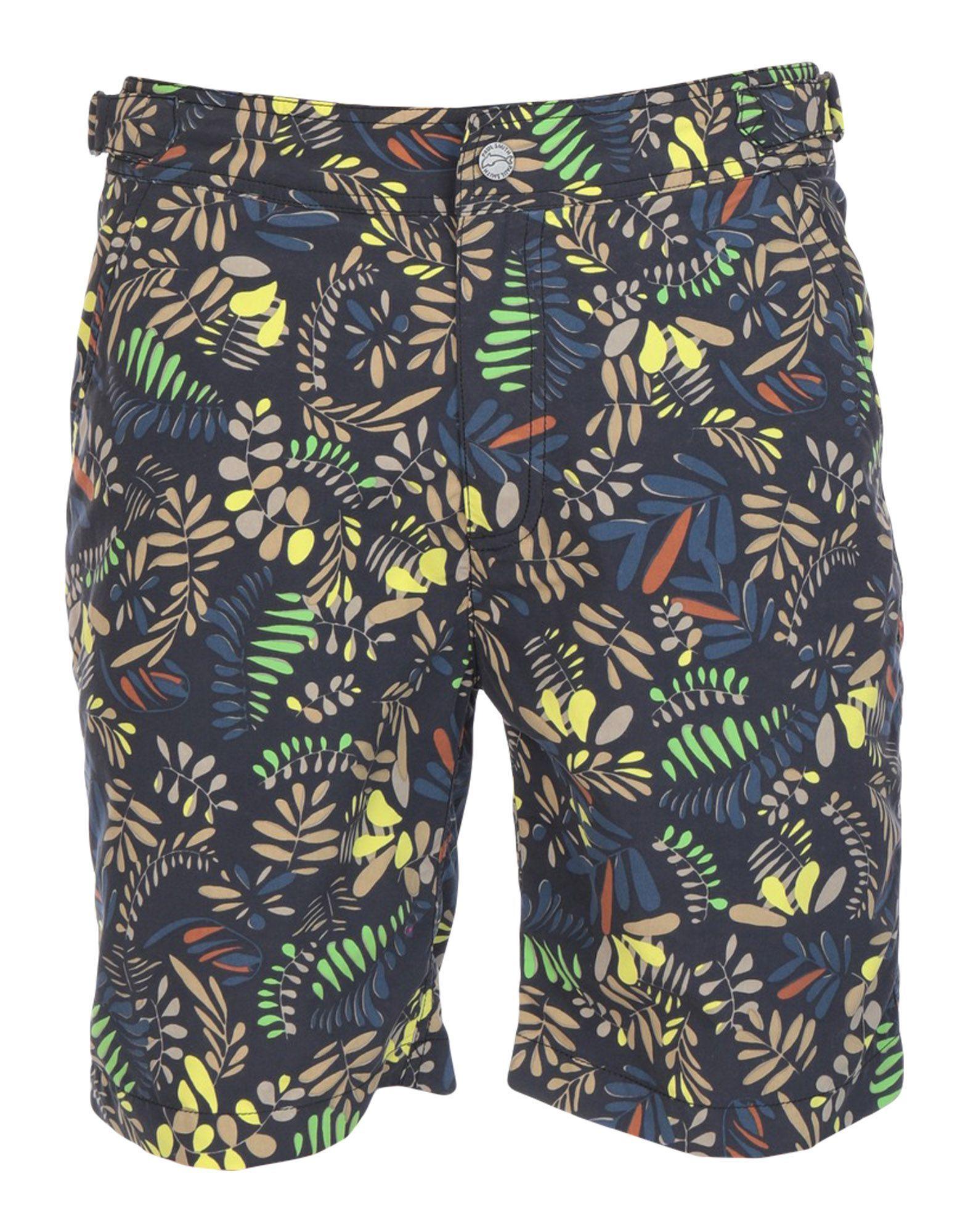 2bfc18565c PRADA PRADA GEOMETRIC PRINT SWIM SHORTS - BLUE. #prada #cloth   Prada in  2019   Swim shorts, Prada, Shorts