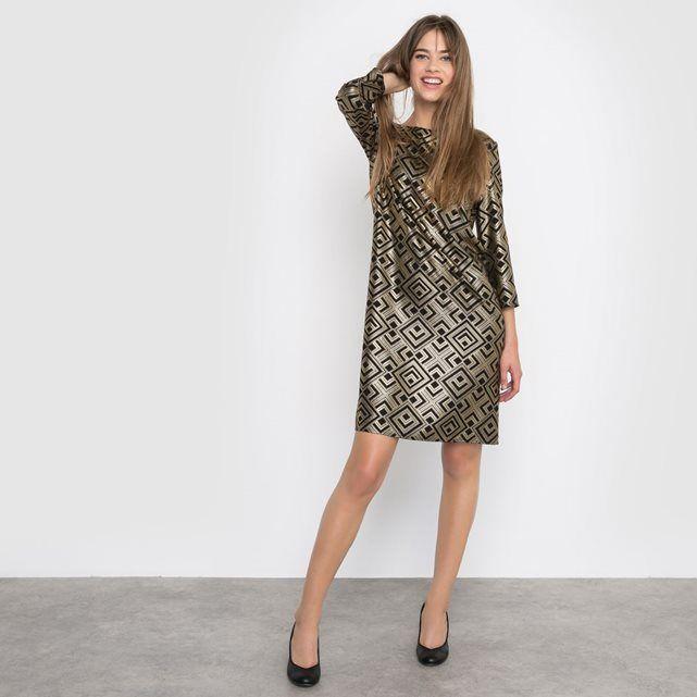 e7d79c3f87 Robe housse imprimé R Edition | clothes/shoes/bags | Mode femme ...