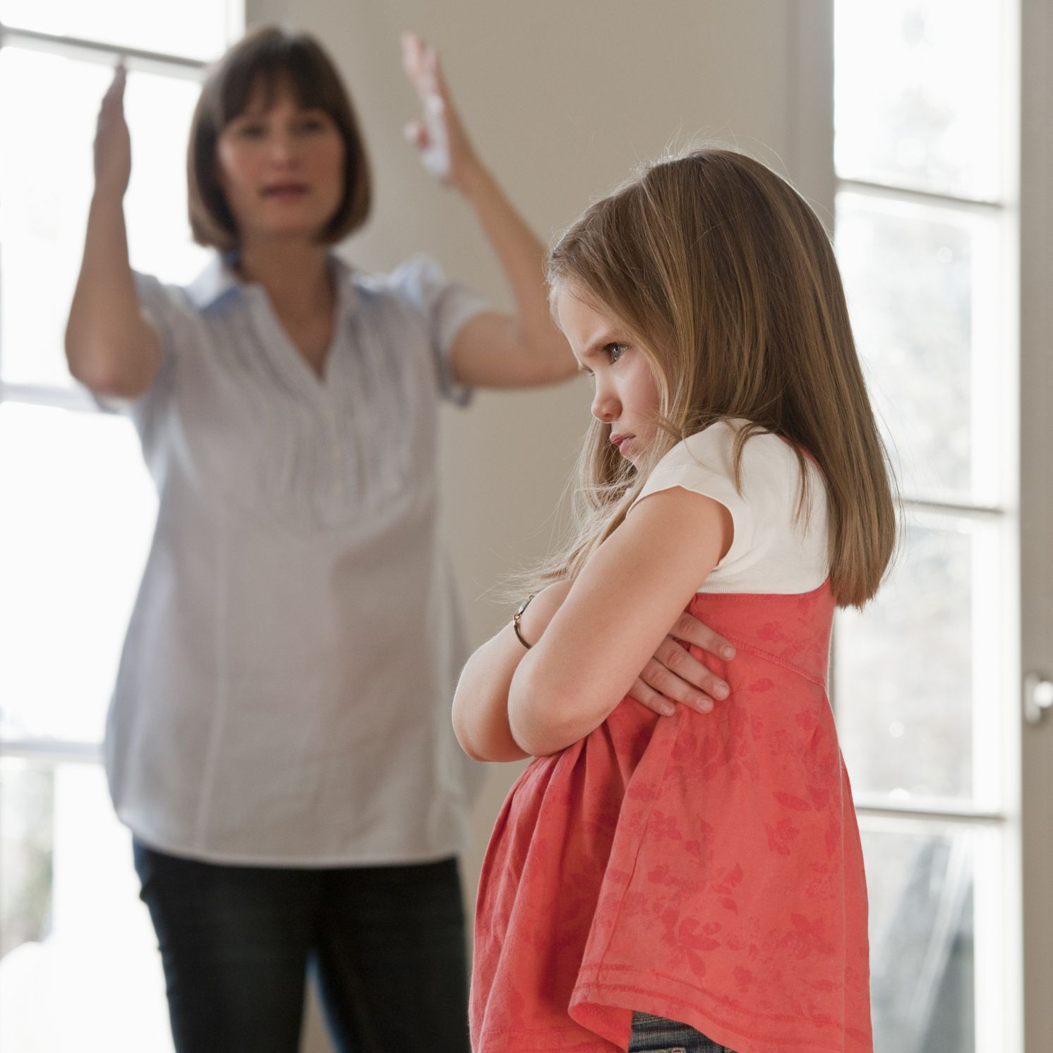 How Do You Handle A Child Saying She Hates You
