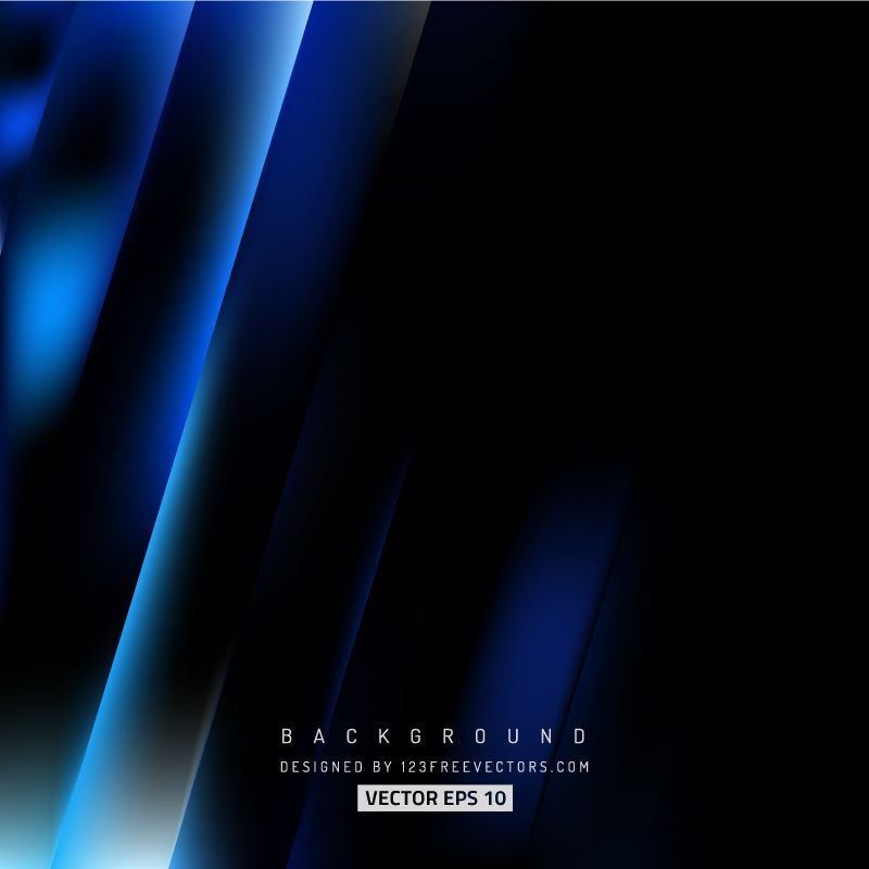 Abstract Blue Black Striped Background In 2020 Striped