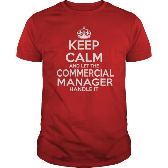 COMMERCIAL MANAGER T Shirts, Hoodie. Shopping Online Now ==►…