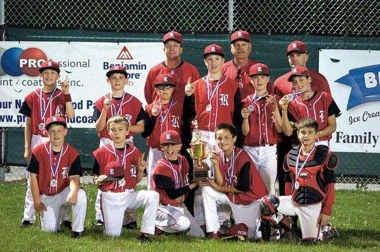 A Big League Chew Congratulations To The Lansing Reds U11 Baseball Team For Winning The Big League Chew Championship Last Big League Chew Baseball Team League
