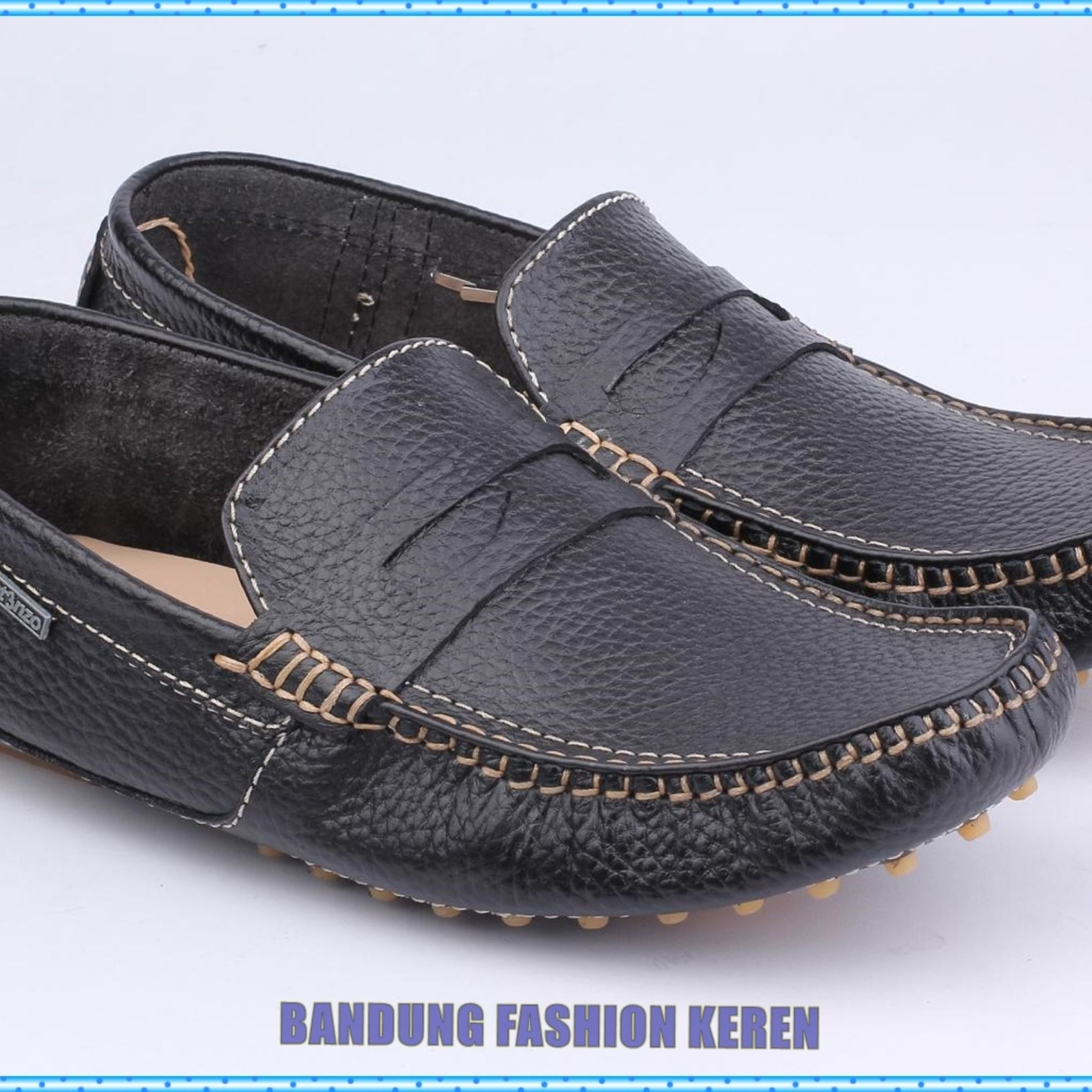 Sepatu Casual Pria Mp 017 Produk Fashion Handmade Terbaik 100