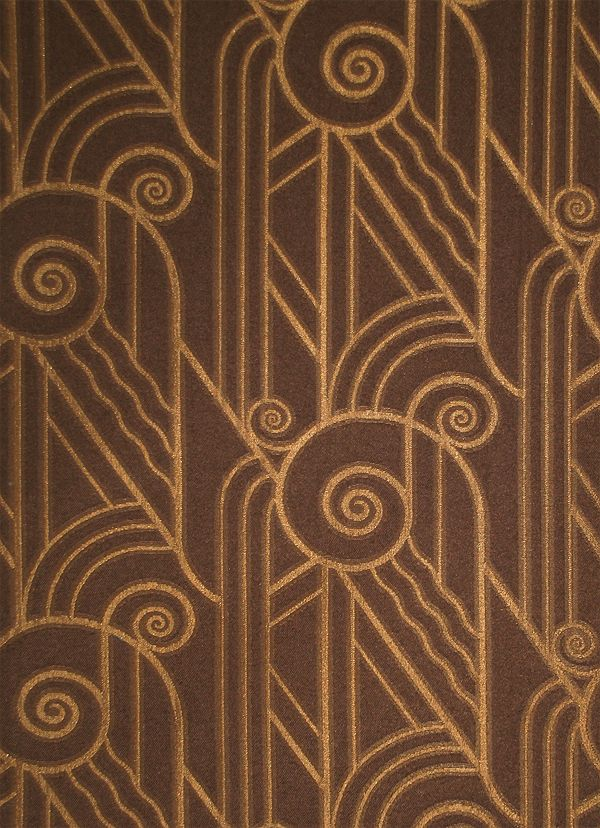 Bradbury Art Deco Fabric For Upholstery And Drapery Volute Art Deco Fabric Art Deco Curtains Art Deco Sofa