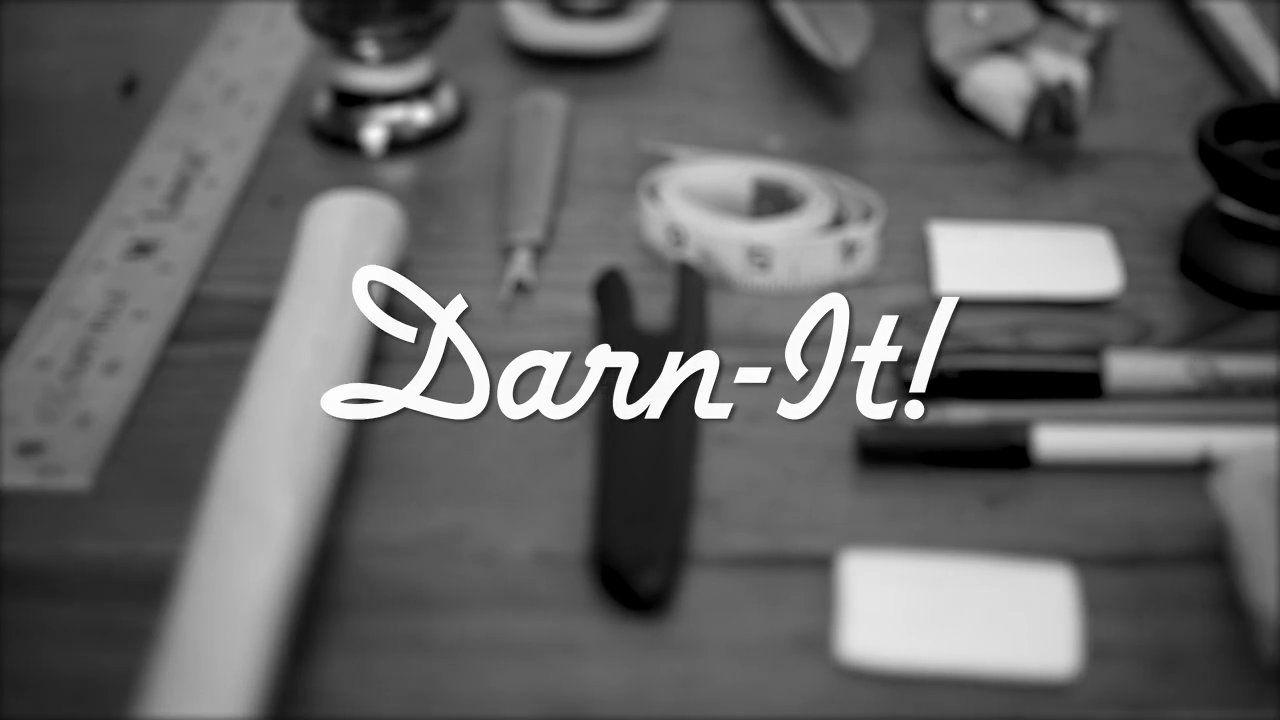 Darn-It