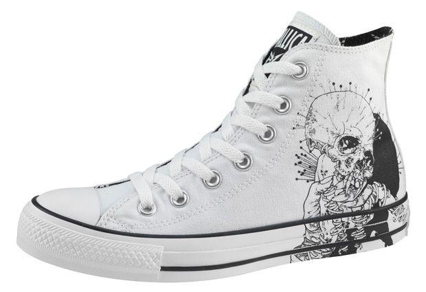 Converse STAR 70 metallico