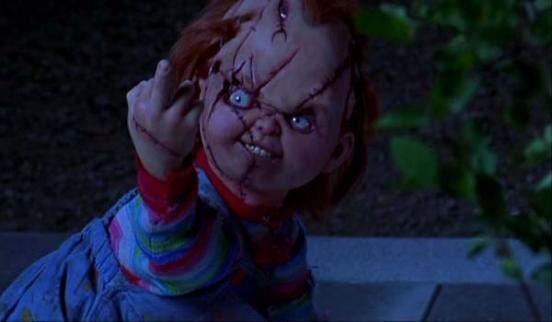 Chucky is a legend...