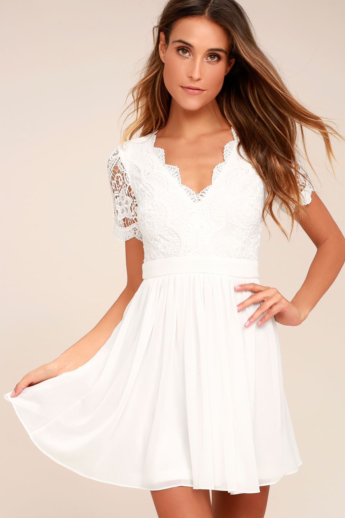 Angel In Disguise White Lace Skater Dress White Lace Skater Dress Lace White Dress Lace Skater Dress [ 1680 x 1120 Pixel ]