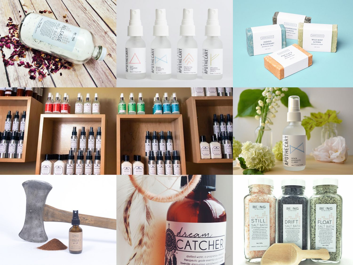 These local companies use essential oils and natural