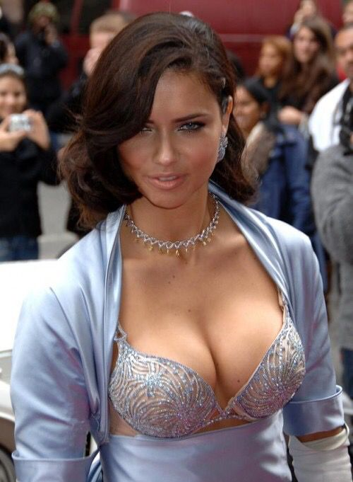 Adriana lima hair extensions-7671