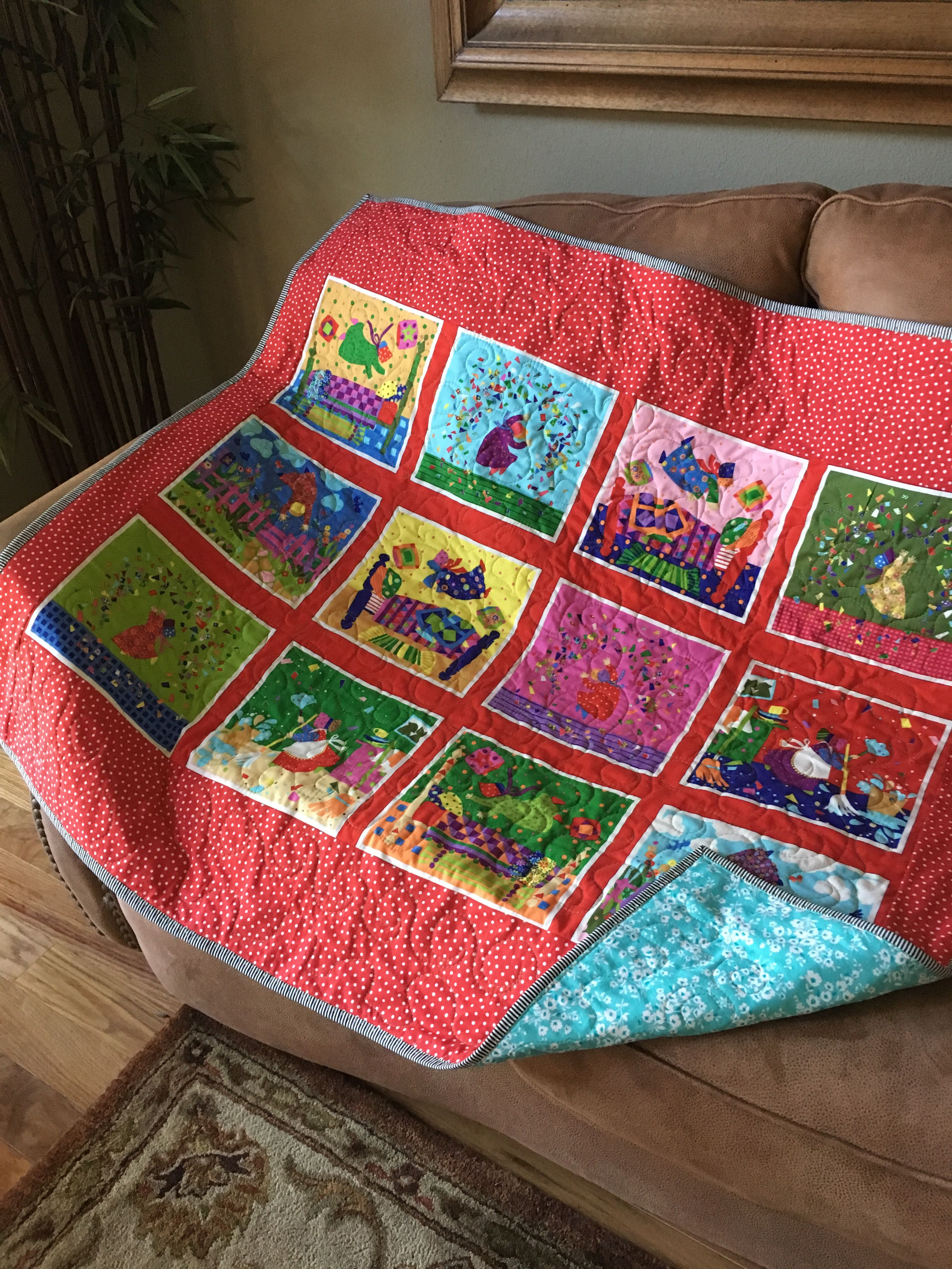 Donation for Firehouse Quilts Of Colorado   My quilts   Pinterest : colorado quilt - Adamdwight.com