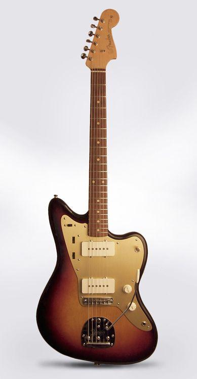 Fender Jazzmaster Solid Body Electric Guitar (1959)