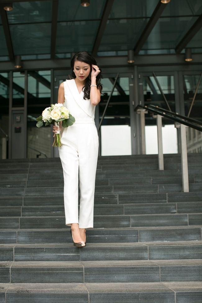 d4747767fba9 City hall wedding dress inspiration for unique brides