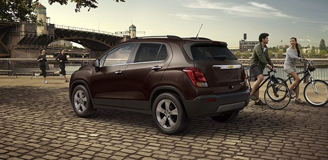 Chevy Trax Crossover SUV For Sale Today You Can Get Great Prices On ...