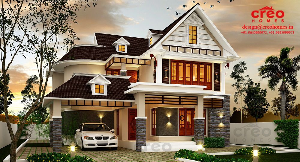Interior Designing Gives You The Opportunity To Have A Living Space That Suits Your Personality And Inter Kerala House Design Front Elevation Designs Architect