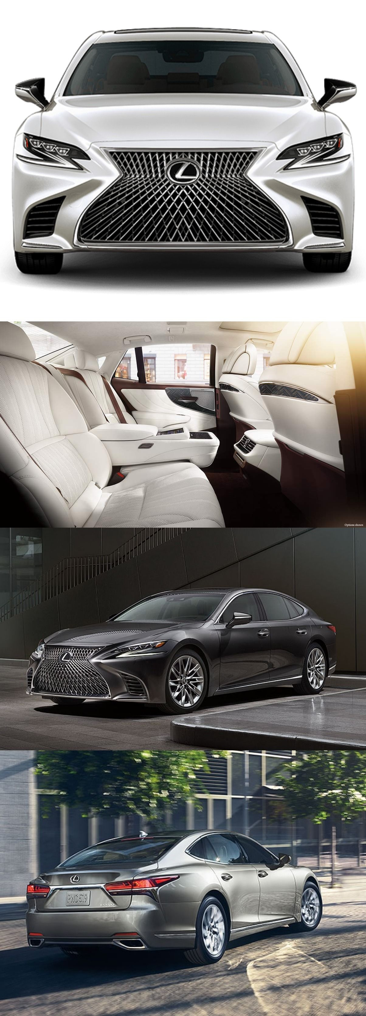 Lexus LS 500h Launched in India, Priced at INR 1.7 crore