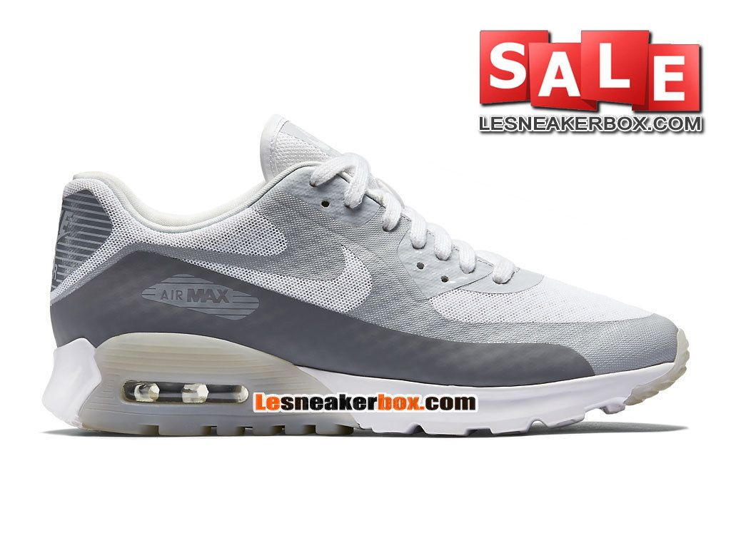 nike-wmns-air-max-90-ultra-breathe-gs-chaussure-nike-sportswear-pas-cher-p- blanc-gris-loup-bleu-gris-725061-101-971.jpg (1024×768) | Pinterest | Father