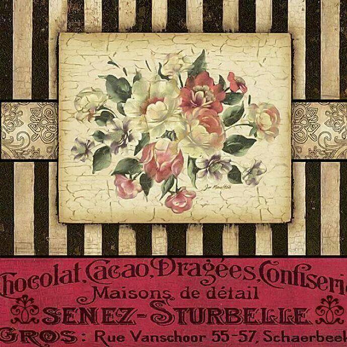 Flores | Láminas para decoupage | Pinterest | Decoupage, Decoupage ...
