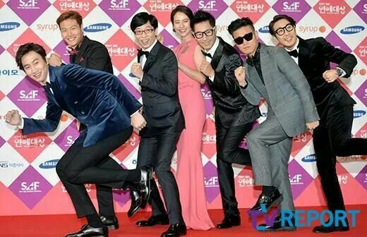 Congrats Running man for winning viewers choices at sbs
