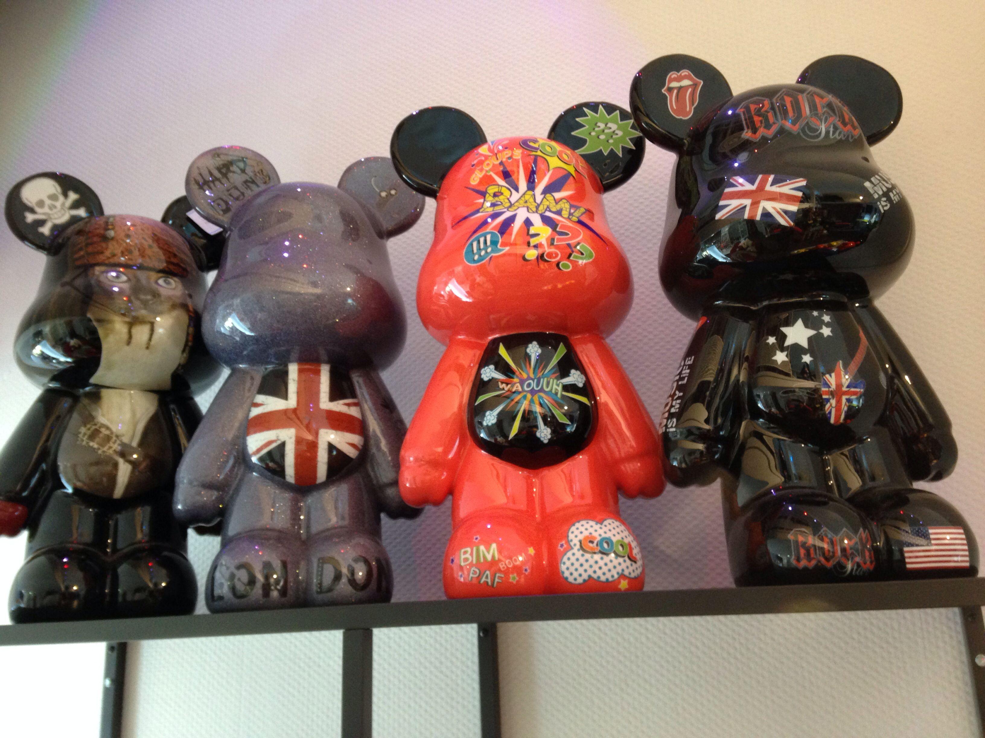 Art Toys boutique Le Pôle Clement