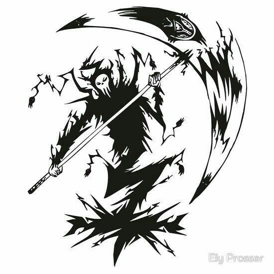 Lord Death, Death Scythe; Soul Eater | Soul Eater ソウル イーター ...