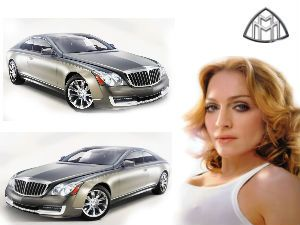 The Luxury Car Brand Maybach Has A Long List Of Vip Clients