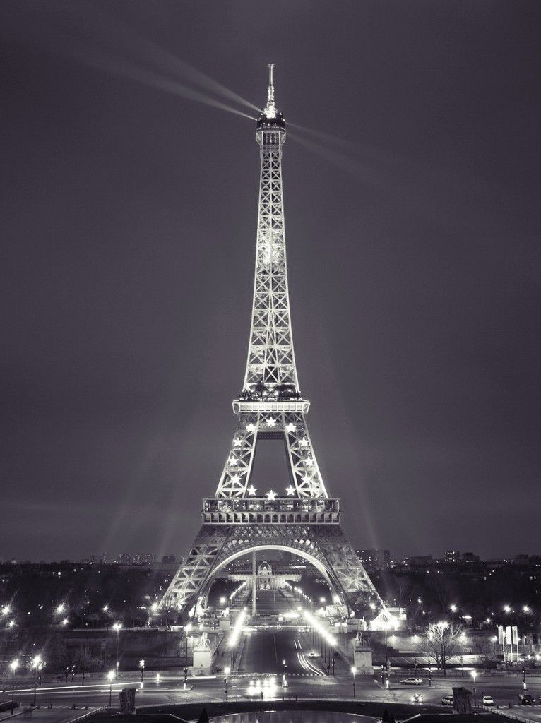 Tour Eiffel Divine Nuance Papier Peint De Paris Photo Paysage Magnifique Photos Paysage