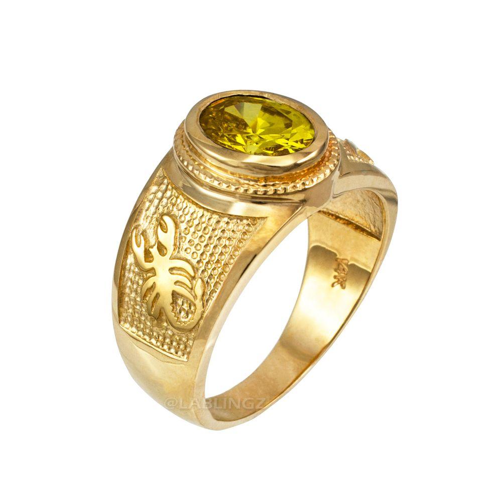 Lucky Scorpio Birthstone Agogo Pendant Zodiac Gemstone ... |Scorpio Gemstone Rings