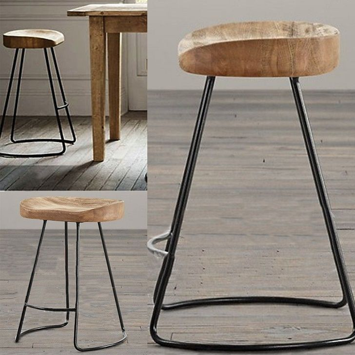 Unique Essential Home Bar Stools