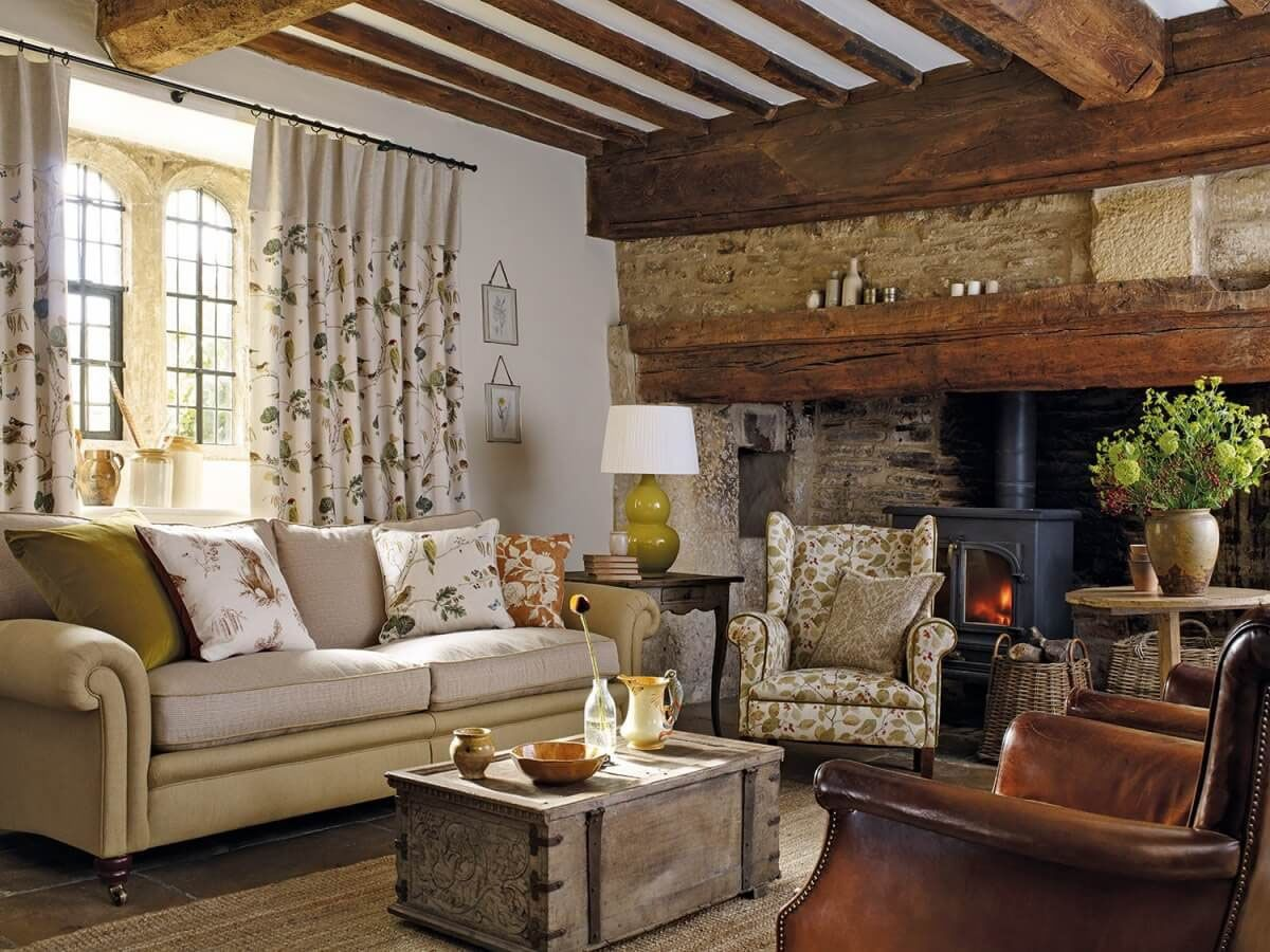 Cosy home - elegant in its own right. | Home decor, Home ...